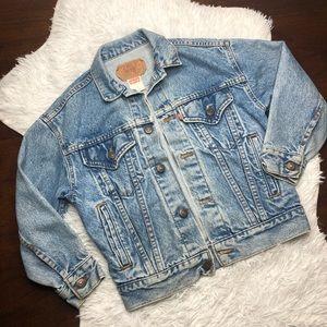 Vintage Levi's Boys Denim Jacket